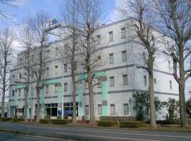 Hotel New Takahashi Kouyadai, hotel in Tsukuba