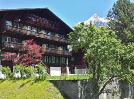 Hotel Tschuggen, hotel in Grindelwald