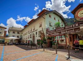 Hotel Garni Snaltnerhof, hotel in Ortisei