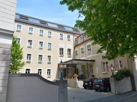 Dom Hotel, hotel in Augsburg