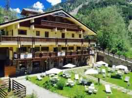 Shatush Hotel, hotel near Skyway Monte Bianco, Courmayeur