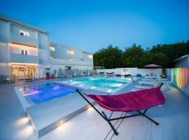 Hotel Love Boat, hotel near Federico Fellini International Airport - RMI, Riccione