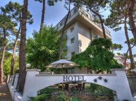 Hotel Villa Ombrosa, hotel in Milano Marittima
