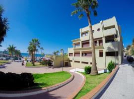 Burriana Beach Apartment, hotel dicht bij: Burriana-strand, Nerja