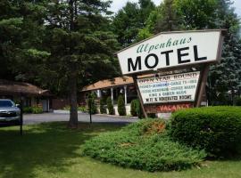 Alpenhaus Motel, room in Queensbury