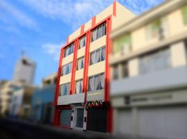 President Hotel, hotel in Piura