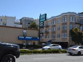 Alpha Inn and Suites, hotel in San Francisco