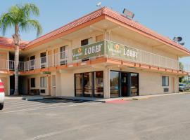 Vagabond Inn Bakersfield North, motel in Bakersfield