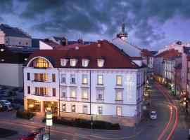 Hotel Trinity, hotel v destinaci Olomouc