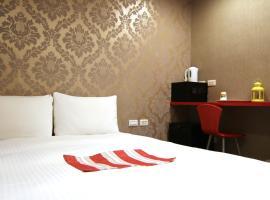 Ximen Taipei - DreamHouse, gistiheimili í Taipei