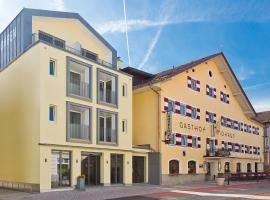 Hotel Zum Mohren, Hotel in der Nähe von: Bahnhof Reutte in Tirol, Reutte
