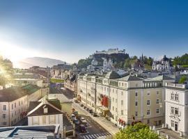 Hotel Sacher Salzburg, hotel near Festival Hall Salzburg, Salzburg