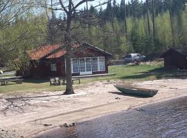 Virå Bruk, hotell nära Kolmårdens djurpark, Stavsjo