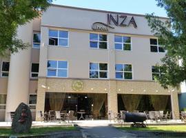 Inza Hotel, отель в Друскининкае