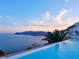 Katikies Villa Santorini - The Leading Hotels Of The World, hôtel à Oia