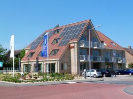 Hotel het Zwaantje, budget hotel in Callantsoog