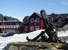 Hotel Sømandshjemmet Nuuk, מלון בנואוק