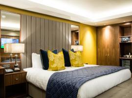 Lea Marston Hotel, hotel near Belfry Golf Club, Lea Marston