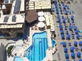 Indigo Mare, hotel in Plataniás