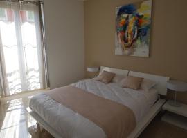 Havre de paix en plein centre ville, hotel near Place Massena, Nice