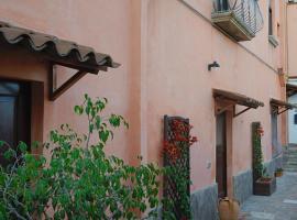 Residence Albachiara, serviced apartment in Marina di Camerota