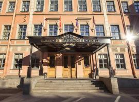 Vedensky Hotel, hotel u Sankt Peterburgu