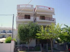 Ioli, διαμέρισμα στην Ολυμπιακή Ακτή