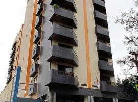 Hotel Flat Petras Residence, hotel near Oscar Niemeyer Museum, Curitiba