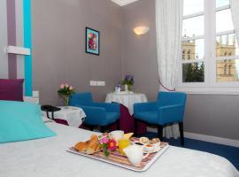 몽펠리에에 위치한 호텔 Best Western Hotel Le Guilhem