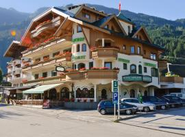 Hotel Gasthof Perauer, hotel in Mayrhofen