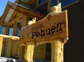 Ruca Pehuen Eco-Lodge De Montaña, hotel in Caviahue