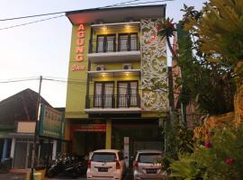 Agung Inn, guest house in Yogyakarta
