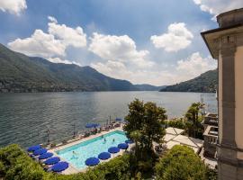 Grand Hotel Imperiale Resort & SPA, hotel in Moltrasio