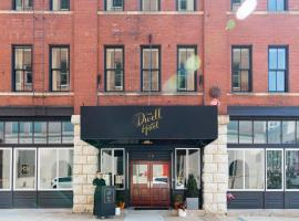 The Dwell Hotel, a Member of Design Hotels, hotel in Chattanooga