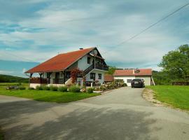 Apartment Ivano, hotel in Rakovica