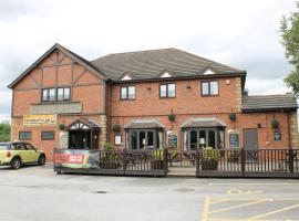 Fairways, hotel near Meadowhall Shopping Centre, Rotherham