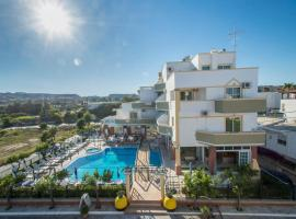 Agrellis Apartments, hotel with pools in Kardamaina