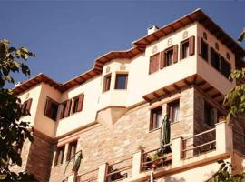 Hotel Mirovoli, hotel in Mileai