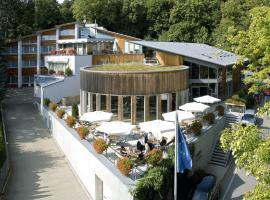 Hotel Forsthaus Grüna, ξενοδοχείο στο Κέμνιτς