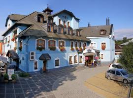 AGH Hotel – hotel w mieście Rožnov pod Radhoštěm