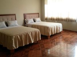 Antares Inn, B&B in Lima