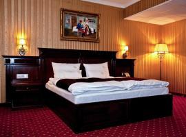 Hotel Óbester, отель в Дебрецене