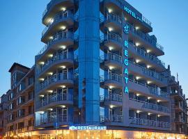 Семеен хотел Регата, хотел в Поморие