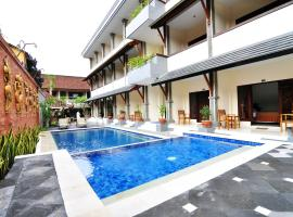 Jesens Inn II, hotel near Made's Warung Kuta, Kuta