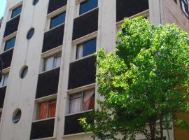 Hotel Patria, hôtel à Mexico près de: Aéroport international Benito-Juárez de Mexico - MEX