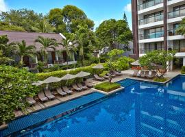 Woodlands Suites Serviced Residences, отель в городе Северная Паттайя