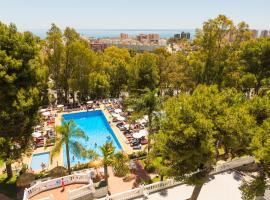 AluaSun Costa Park, hotel cerca de Aeropuerto de Málaga - AGP, Torremolinos