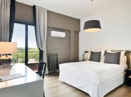 Hotel Acta Madfor, hotel blizu znamenitosti Laguna Metro Station, Madrid