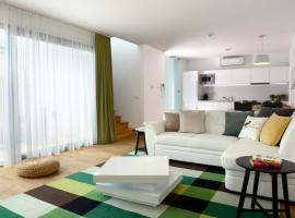 Apartmány Eden - Rezidence, apartment in Luhačovice