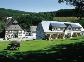 Hotel Gut Vorwald, hotel near Brembergkopf 1, Schmallenberg